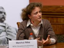 Réka Marchut shines a light on some poorly known historical circumstances