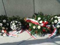 The wreathes